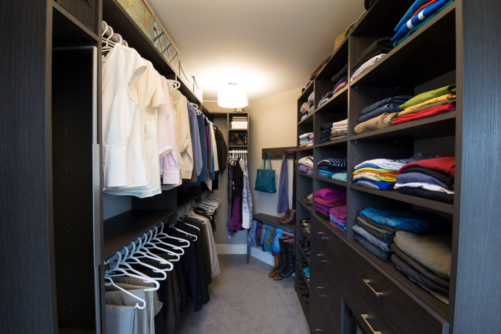 Custom Closets - Tina Moizer Designs