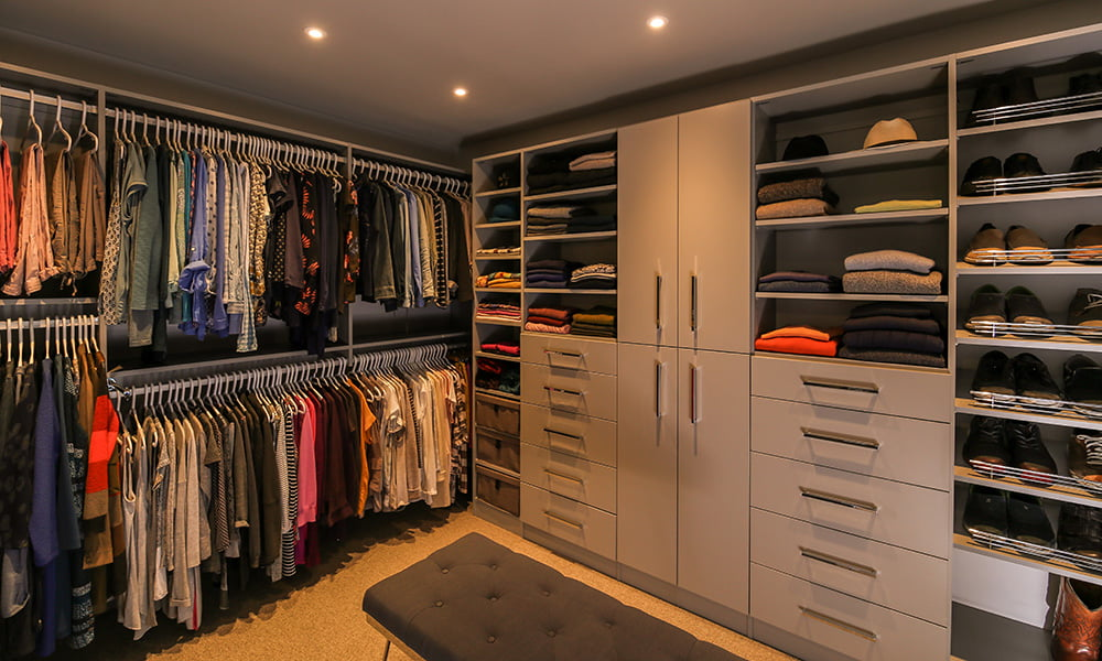 Custom Walk in Closet / Dressing Room
