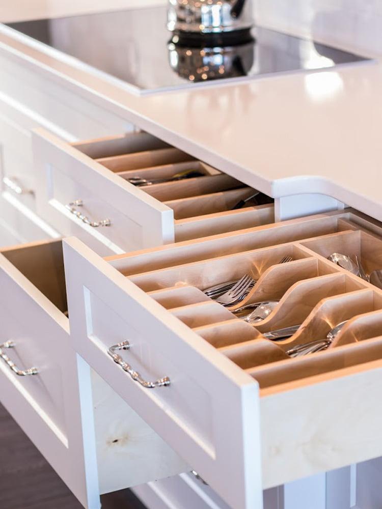 Custom Cutlery Drawers